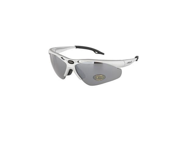 XLC Tahiti SG-C02 Sonnenbrille silber/verspiegelt